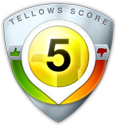 tellows Score 5 zu 0203469324